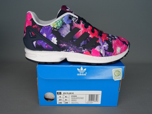 buty adidas originals zx flux k s74959